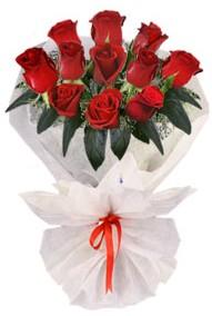 11 adet gül buketi  Aydın internetten çiçek siparişi  kirmizi gül