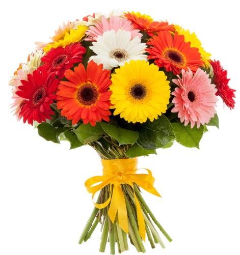 Gerbera demeti buketi  Aydın çiçek satışı