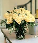 Aydın çiçek siparişi sitesi  11 adet sari gül mika yada cam vazo tanzim