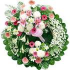 son yolculuk  tabut üstü model   Aydın uluslararası çiçek gönderme