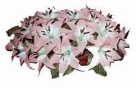 yapay karisik çiçek sepeti   Aydın çiçekçi mağazası
