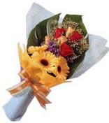 güller ve gerbera çiçekleri   Aydın çiçek gönderme sitemiz güvenlidir