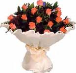 11 adet gonca gül buket   Aydın çiçek gönderme sitemiz güvenlidir