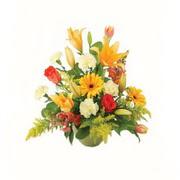 karisik renkli çiçekler tanzim   Aydın çiçek gönderme sitemiz güvenlidir