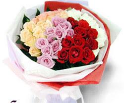 SEVENLERE ÖZEL 51 ADET GÜL  Aydın internetten çiçek satışı