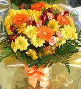 Aydın hediye çiçek yolla  karma büyük ve gösterisli mevsim demeti