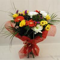 Aydın hediye çiçek yolla  Karisik mevsim demeti