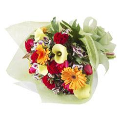karisik mevsim buketi   Aydın online çiçekçi , çiçek siparişi