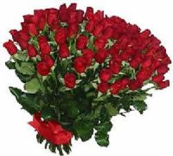 51 adet kirmizi gül buketi  Aydın çiçekçiler