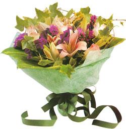 karisik mevsim buketi anneler günü ve sevilenlere  Aydın çiçekçi mağazası