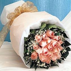 12 adet sonya gül buketi anneler günü için olabilir   Aydın İnternetten çiçek siparişi
