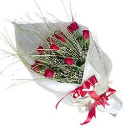 Aydın yurtiçi ve yurtdışı çiçek siparişi  11 adet kirmizi gül buket- Her gönderim için ideal