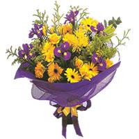 Aydın çiçek gönderme sitemiz güvenlidir  Karisik mevsim demeti karisik çiçekler