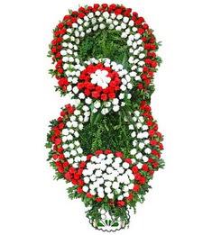 Görsel Cenaze çiçek , cenaze çiçek , çelengi  Aydın uluslararası çiçek gönderme