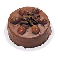 Kestaneli çikolatali yas pasta  Aydın çiçek , çiçekçi , çiçekçilik