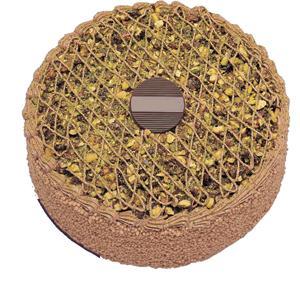 Krokanli 4 ile 6 kisilik yas pasta leziz  Aydın çiçek gönderme
