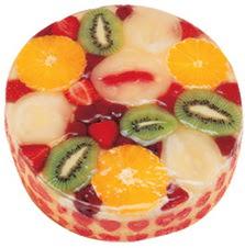 Meyvali 4 ile 6 kisilik yas pasta leziz  Aydın hediye çiçek yolla