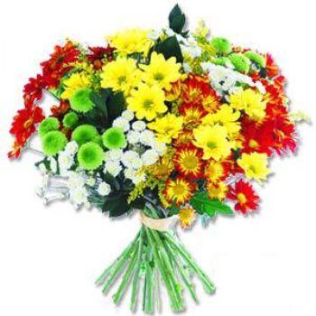 Kir çiçeklerinden buket modeli  Aydın online çiçek gönderme sipariş