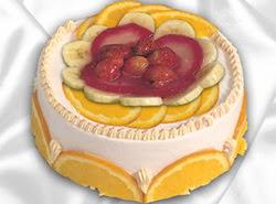 leziz pastane 4 ile 6 kisilik yas pasta meyvali yaspasta  Aydın kaliteli taze ve ucuz çiçekler