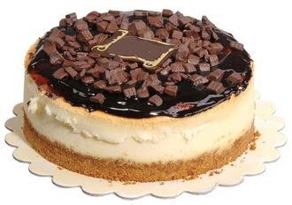 pasta yolla 4 ile 6 kisilik çikolatali yas pasta  Aydın online çiçek gönderme sipariş