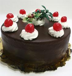 4 ile 6 kisilik yas pasta çikolatali taze pastaci  Aydın anneler günü çiçek yolla