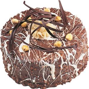 pasta satisi 4 ile 6 kisilik çikolatali yas pasta  Aydın İnternetten çiçek siparişi
