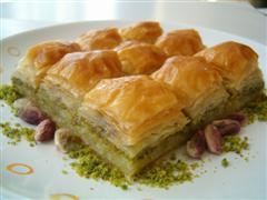 tatli siparisi essiz lezzette 1 kilo fistikli baklava  Aydın çiçek siparişi sitesi