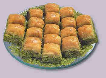 pasta tatli satisi essiz lezzette 1 kilo fistikli baklava  Aydın internetten çiçek siparişi