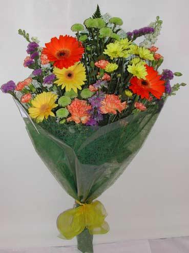 karisik kir çiçek buketi çiçek gönderimi  Aydın cicekciler , cicek siparisi