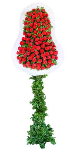 Dügün nikah açilis çiçekleri sepet modeli  Aydın İnternetten çiçek siparişi