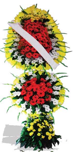 Dügün nikah açilis çiçekleri sepet modeli  Aydın çiçek yolla