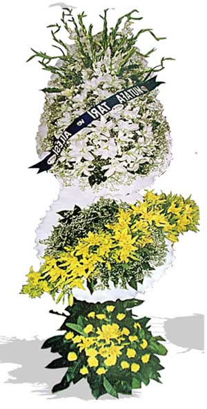 Dügün nikah açilis çiçekleri sepet modeli  Aydın çiçek , çiçekçi , çiçekçilik