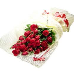 Çiçek gönderme 13 adet kirmizi gül buketi  Aydın çiçek satışı