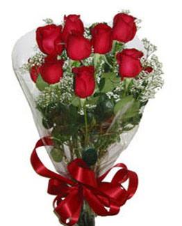 Çiçek sade gül buketi 7 güllü buket  Aydın online çiçek gönderme sipariş