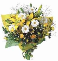 Aydın ucuz çiçek gönder  Lilyum ve mevsim çiçekleri