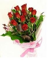 11 adet essiz kalitede kirmizi gül  Aydın anneler günü çiçek yolla