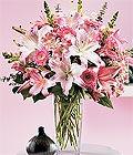 Aydın çiçek yolla , çiçek gönder , çiçekçi   Kazablanka biçme vazoda