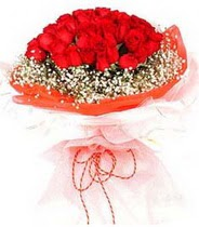 Aydın hediye sevgilime hediye çiçek  21 adet askin kirmizi gül buketi