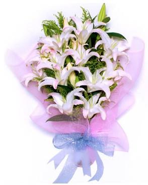 5 dal kazablankadan muhteşem buket  Aydın hediye çiçek yolla