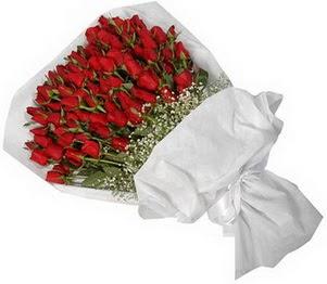 Aydın İnternetten çiçek siparişi  51 adet kırmızı gül buket çiçeği