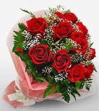 12 adet kırmızı güllerden kaliteli gül  Aydın çiçek siparişi vermek