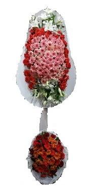 çift katlı düğün açılış sepeti  Aydın internetten çiçek satışı