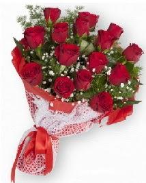 11 kırmızı gülden buket  Aydın güvenli kaliteli hızlı çiçek