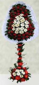 Aydın internetten çiçek satışı  çift katlı düğün açılış çiçeği