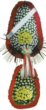 Çift katlı düğün açılış çiçeği  Aydın çiçek servisi , çiçekçi adresleri