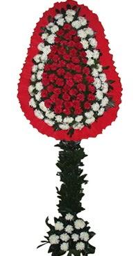 Çift katlı düğün nikah açılış çiçek modeli  Aydın çiçekçi mağazası