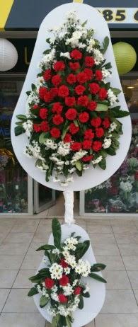 2 katlı nikah çiçeği düğün çiçeği  Aydın çiçek gönderme