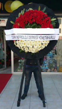 Cenaze çiçek modeli  Aydın çiçek siparişi sitesi