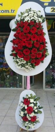Çift katlı düğün nikah işyeri açılış çiçeği  Aydın İnternetten çiçek siparişi
