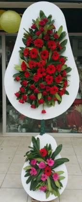 Çift katlı düğün nikah açılış çiçek modeli  Aydın internetten çiçek siparişi